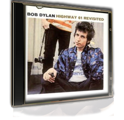Bob Dylan 1965 Highway 61 Revisited