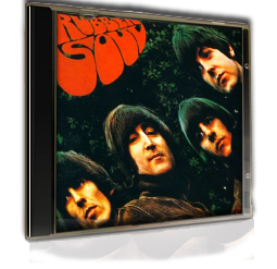 The Beatles 1965 Rubber Soul